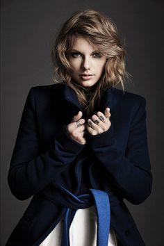 Taylor Swift • photo by Gabor Jurina for Fashion Magazine Nov 2014