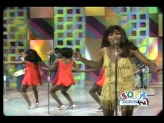 """THE IKE & TINA TURNER REVUE- """"Proud Mary"""" on The Ed Sullivan Show"""