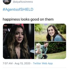 Marvel Films, Marvel Memes, Marvel Avengers, Ming Na Wen, Iain De Caestecker, Fitz And Simmons, Marvels Agents Of Shield, S Word, Guardians Of The Galaxy