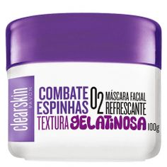 Máscara Facial Refrescante Clearskin By Avon - 100 g - AVON Store Mobile Homemade Dry Shampoo, Sea Salt Spray, Light Hair, Clear Skin, Mascara, Skin Care, Makeup, How To Make, Remover