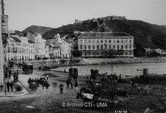 La historia de Málaga, en un archivo digitalizado en La Opinión de Málaga.
