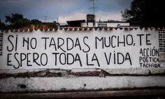 """""""accion poetica"""" es un movimiento que se desarrollo en america latina principalmente para llevar la cultura a las calles ;) and I love it"""