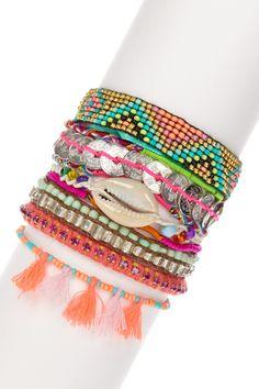 Hipanema Wrap Bracelets