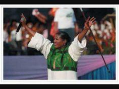 Juanita Bynum-Holy Spirit Fill this Room