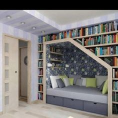 Good reading place