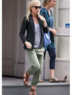 Get Gwyneth Paltrow's Look,The Captain Trouser