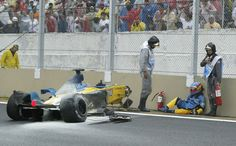 2003 Brazilian Grand Prix Fernando Alonso