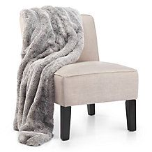 Stylish Home Decor & Chic Furniture At Affordable Prices   Z Gallerie Chinchilla Throw