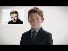Chloë Sevigny, Alec Baldwin Turn Back Into Kids in Kiehl's Anti-Aging Zoolander Ads   Adweek