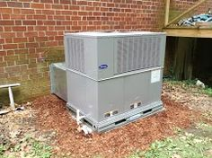 Another great installation from the Techs at Leinbach Services. Is your air conditioner not keeping you cool? You could have a new heating/ air conditioner installed quickly.