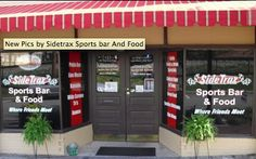 Sidetrax Sports Bar in Mount Holly. Local bar, live entertainment...