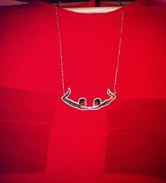 #diy #craft #HandMade #YouNyque #picoftheday #beautypower #beyourself #vintage #Sweet #HandMade #circus #necklace