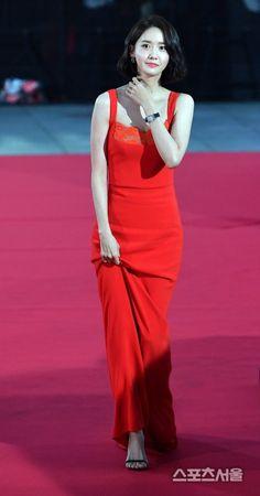 Yoona 171027 1st The Seoul Awards