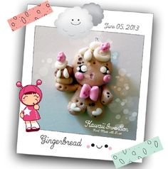Gingerbread Charm