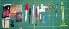 my hand sewing tools Sewing Kit, Sewing Tools, Hand Sewing, Custom Baby Bedding, Embroidery Tools, Thinking Outside The Box, Quilt Patterns, Tri Fold, Quilts