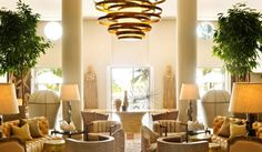 KELLY WEARSTLER | INTERIORS. The Tides South Beach