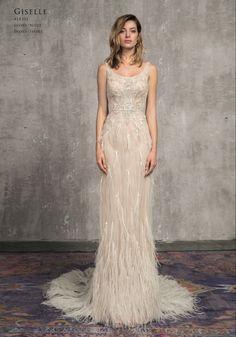 Formal Dresses, Wedding Dresses, Ostrich Feathers, Swarovski, Style, How To Make, Fashion, Dresses For Formal, Bride Dresses