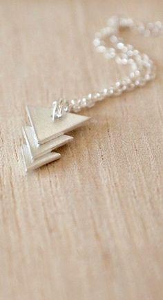 Nordic triangle arrow $35.00