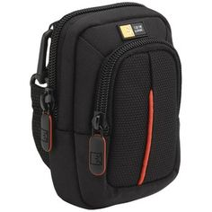 (click twice for updated pricing and more info) Camera Bags - Case Logic Compact Camera Case (Case With Accessory Pocket) #camera_bags #camera_case http://www.plainandsimpledeals.com/prod.php?node=26917=Camera_Bags_-_Case_Logic_Dcb-302B_Compact_Camera_Case_(Case_With_Accessory_Pocket)_-_DCB-302B
