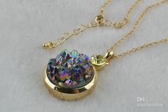 I found some amazing stuff, open it to learn more! Don't wait:https://m.dhgate.com/product/fashion-jewelry-pendent-necklace-druzy-stone/151437767.html