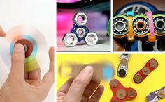 Kids obsessed with fidget spinners? Don't want to spend the money? Encourage creativity and innovativeness with these totally rad DIY fidget spinners.