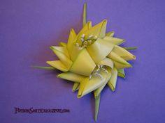 Palm Woven Flower