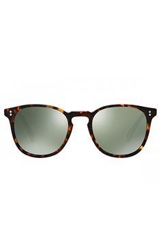 479eb649bdb Oliver Peoples Finley Esq Sable Tortoise Polarized Sunglasses