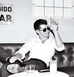 Him and his hair are a force to be reckoned with. Alex Turner, Arctic Monkeys