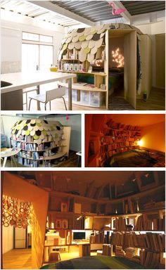 I realize this is a children's room...but I still want it badly