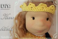 Of Kings & Queens: instructions crochet Crown