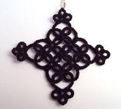 Gothic Medieval Pendant - Katherine.