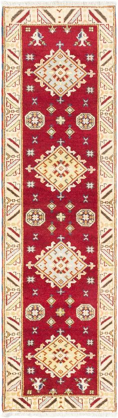 Fine hand-knotted Indian rugs with strong Persian influenced designs. Indian Rugs, Small Rugs, Dark Red, Wool Rug, Runners, Blues, Area Rugs, Pretty, Design