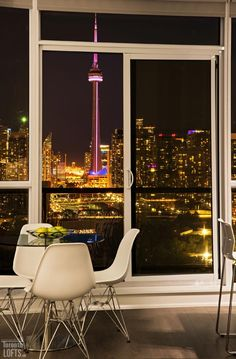 Liberty Central-51 East Liberty St #PH04  | Must see one-of-a-kind 1100 + sf 2 bedroom, 2 bath + den + 2 parking & 2 lockers Penthouse curve suite with fab pano CN tower/city/lake views! . Also includes 2 premium parking/storage locker combo units on P1. More info here: torontolofts.ca/liberty-central-lofts-for-sale/51-east-liberty-st-ph04 Toronto Lofts, Lake View, Cn Tower, Lockers, Den, Locker Storage, Liberty, The Unit, Bath