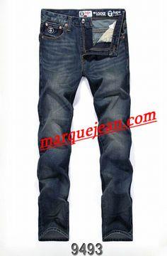 Vendre Jeans A Bathing Ape Homme H0009 Pas Cher En Ligne.
