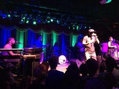 NYC Music Scene: Talib Kweli