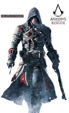 Shay Patrick Cormac (2) - Assassin's Creed: Rogue by Crussong.deviantart.com on @DeviantArt