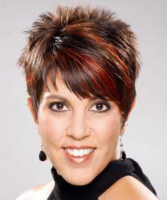 Fabulous Older Women Hairstyles And Women39S On Pinterest Short Hairstyles Gunalazisus