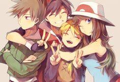 Mew Et Mewtwo, Wattpad, Pokemon Game Characters, Fictional Characters, Manga Pokémon, Pokemon Rouge, Photo Pokémon, Pokemon Adventures Manga, Green Pokemon