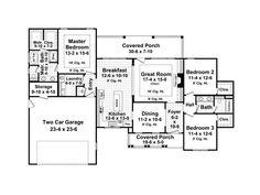 Plan 001H-0134 - Find Unique House Plans, Home Plans and Floor Plans at TheHousePlanShop.com