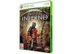Dante?s Inferno para Xbox 360 com as melhores condições você encontra no site do Magazine Luiza. Confira!