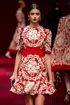 Dolce & Gabbana Spring-summer 2015 - Ready-to-Wear