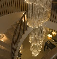 Ethereal Sculptural Lights by Sharon Marston - Wave Avenue