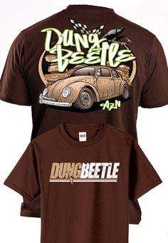 Dung Beetle Shirt http://www.okcfarmtruck.com/farmtruck-and-azn-merchandise/dung-beetle-t-shirt.html