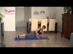 super effectieve core workout