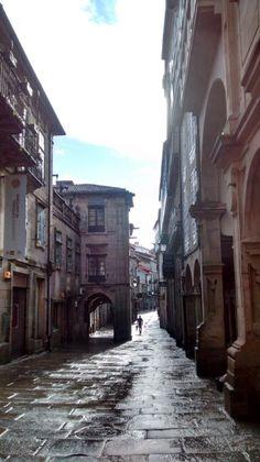 Rua de Santiago de Compostela/ES 01/2015