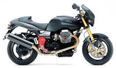 Moto Guzzi V11 Sport Scura