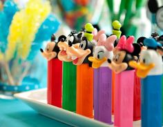 Mickey Mouse Inspired Birthday Party // Hostess with the Mostess®