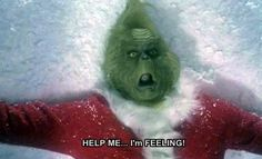 The Grinch<3