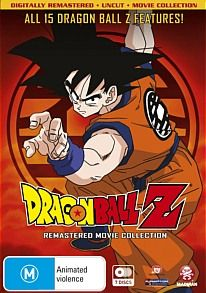 - DRAGON BALL Z REMASTERED MOVIE COLLECTION (UNCUT) (7 DISC SET) All 15 Dragon Ball Z movies! HISTORY OF TRUNKS / BARDOCK FATHER OF GOKU, DRAGON BALL Z REMASTERED MOVIE COLLECTION (UNCUT) V06 - FUSION REBORN / WRATH OF THE DRAGON, DRAGON BALL Z REMASTERED MOVIE COLLECTION (UNCUT) V05 - BROLY THE LEGENDARY SUPER SAIYAN / BROLY: SECOND COMING / BIO BROLY, DRAGON BALL Z REMASTERED MOVIE COLLECTION (UNCUT) V04 - SUPER ANDROID 13 / BOJACK UNBOUND, DRAGON BALL Z REMASTERED MOVIE COLLECTION…