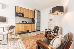 Confortable, peacefull and light filled Studio. - Condominiums for Rent in Madrid